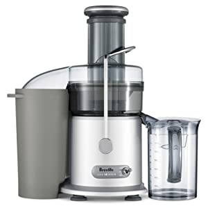 Breville RM-JE98XL Certified Remanufactured Juice Fountain Plus 850-Watt Juice Extractor