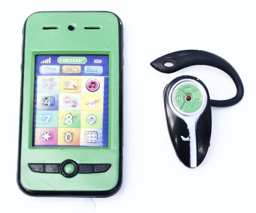Fun Tech Phone, Green - 1