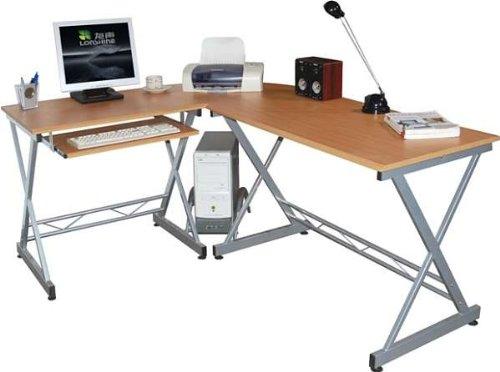Large Corner Computer Desk