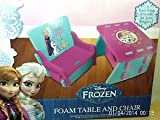 DISNEY FROZEN FROZEN TABLE AND CHAIRS SET