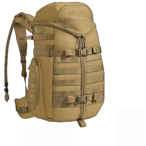 Camelbak TriZip 100 oz 3.0L Hydration Backpack Pack- Coyote - 60897