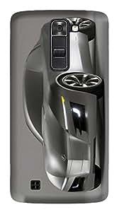 WOW Printed Designer Mobile Case Back Cover For LG Spirit