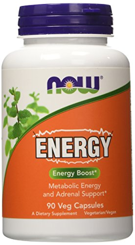 NOW Foods Energy, 90 Capsules (Now Energy Capsules compare prices)