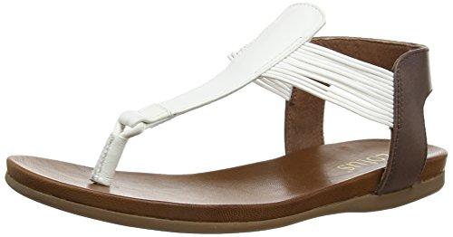 Lotus Corfu, Women'S Heels Sandals, Colore Bianco (White), Taglia 8 UK (42 EU)
