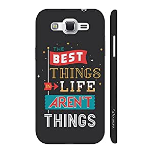 Enthopia Designer Hardshell Case Best Things Rnt Things Back Cover for Samsung Galaxy J2 (2016)