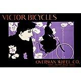 Victor Bicycles (V&A Custom Print)
