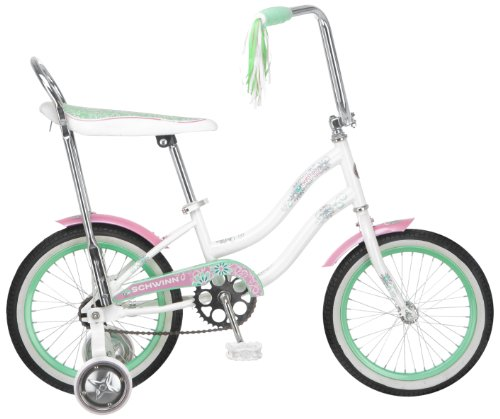 Schwinn-Girls-Jasmine-16-Inch-Bicycle-White