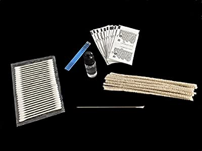 Pax Cleaning Kit Stainless Steel Cleaning Tool Mouthpiece Lubricant