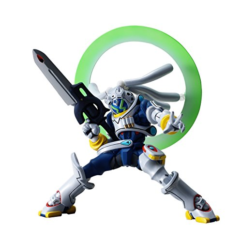 [Amazon.co.jp limited edition] legacy OF Revoltech OVERMAN King gainer LR-014 (with ABS&PVC painted action figure / special リボコンテナ)