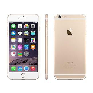 国内版SIMフリー iPhone 6 Plus 64GB ゴールド 白ロム Apple 5.5インチ