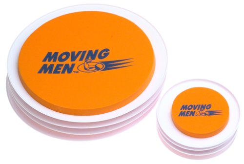Moving Men 1545-12 8-Piece Furniture Slider Set