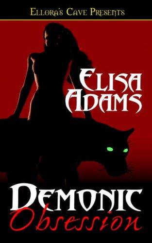 Demonic Obsession (Dark Promises, #2)