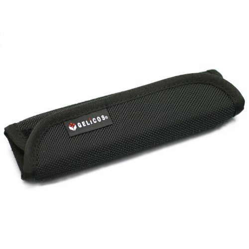 (ジェリコス) GELICOS GIS0020301 ショルダーパッド Shoulder Pad バリスタ ジェルトロン 緩衝材 肩パッド [2サイズ][日本製] (Sサイズ, バリスタ・ブラック)