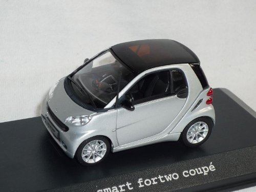 SMART FORTWO FOR TWO 2 COUPE SILBER