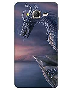FurnishFantasy 3D Printed Designer Back Case Cover for Samsung Galaxy On7 Pro