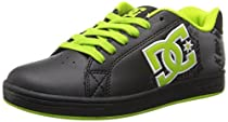 DC Character Skate Shoe (Little Kid/Big Kid),Black/Anthracite,12.5 M US Little Kid
