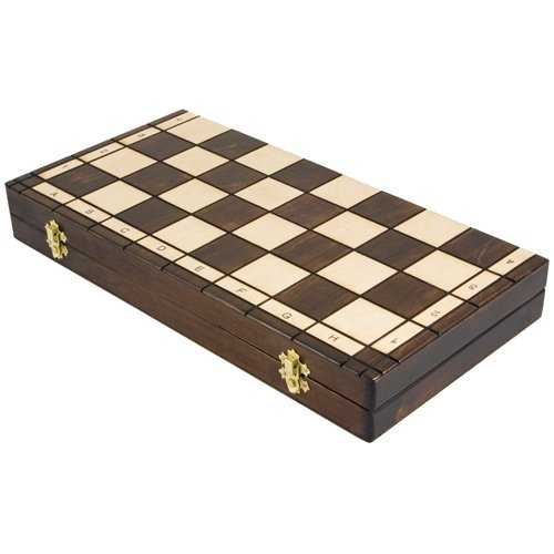 """Other Toys - 16"""" Olympic Folding Chess Set With Pieces for sale in ..."""