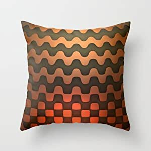 Throw Pillow Bulk : Amazon.com - 18*18inches Wholesale pillow cover Waves Throw Pillow