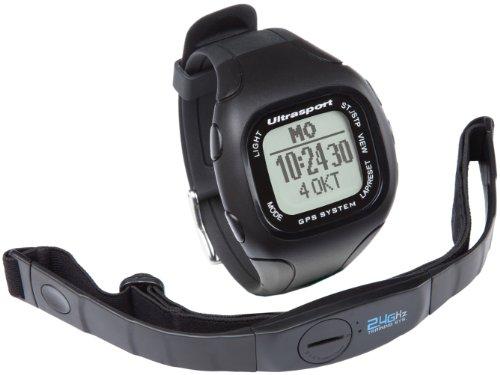 Ultrasport NavRun 500 - Pulsómetro GPS con correa para el pecho
