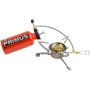 Primus OmniFuel Stove w/ ErgoPump & Fuel Bottle One Color, One Size