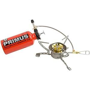 Primus OmniFuel Stove w/ ErgoPump & Fuel Bottle One Color, One Size
