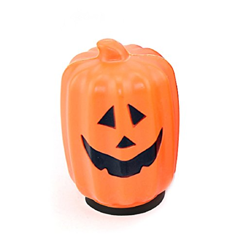 WensLTD Halloween Party Lantern Decoration Props LED Pumpkin Light