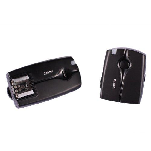 Neewer® 3-In-1 2.4Ghz Wireless Flash Trigger For Nikon D90, D600, D3100, D3200, D5000, D5100, D7000, D8000