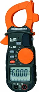 Klein Tools CL2300 600A TRMS AC/DC Clamp Meter with Temperature at Sears.com