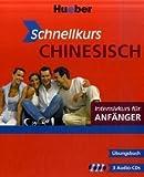 img - for Schnellkurs. Audio-CDs m. Arbeitsbuch. Chinesisch. 3 CD-Audio: Der Intensivkurs f r Anf nger von Vrobel. Susie (2008) Audio CD book / textbook / text book