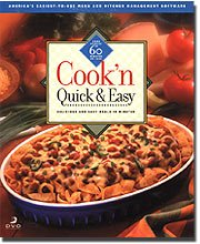 Cook'n Quick & Easy (Jewel Case)