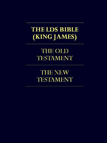 THE BIBLE - LDS Church Authorized KJV Translation (FULLY ILLUSTRATED Kindle Edition) LDS Scriptures The Bible Complete KING JAMES VERSION HOLY BIBLE Old ... KJV | Excluding The Triple Combination)
