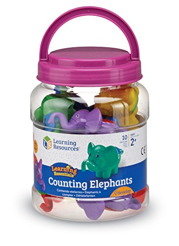 Learning-Resources-Snap-n-Learn-Counting-Elephants