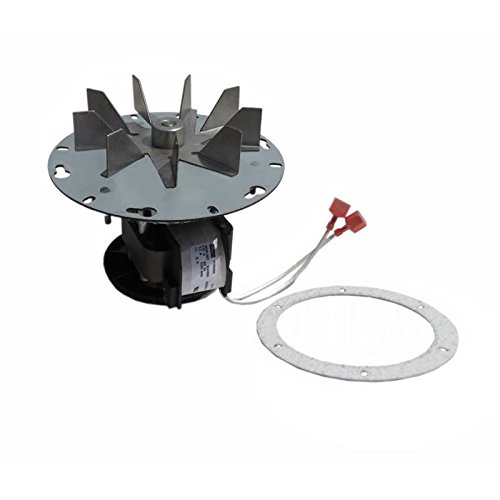 Quadra-Fire Exhaust Combustion Blower Motor Assembly 6