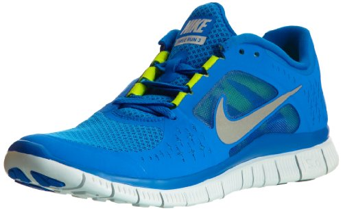 Nike Free Run+ 3 Laufschuhe solar-reflect