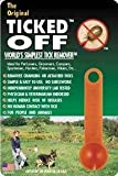 Ticked Off TM Tick Remover - Orange