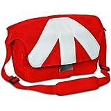 """Manfrotto MB SM390-7RW Stile Unica V Sac d'épaule Messenger pour Reflex + Ordinateur portable 15"""" + Effets personnels Taille Moyen Rouge Edition Limitée"""