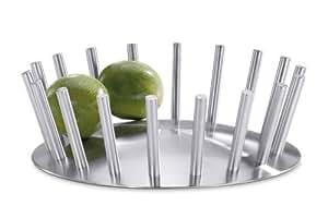 Zack STILETTO fruit bowl h.3.35, ø 11.62 inch   30701