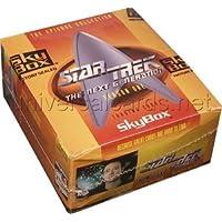 Star Trek Next Generation The Episode Collection Season 1 Trading Cards Box