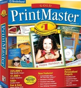 Printmaster Gold Version 17