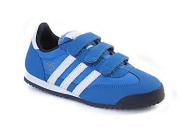 childrens adidas dragon trainers