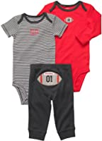 Carter's Baby Boys' 3 Pc Turn Me Around Set