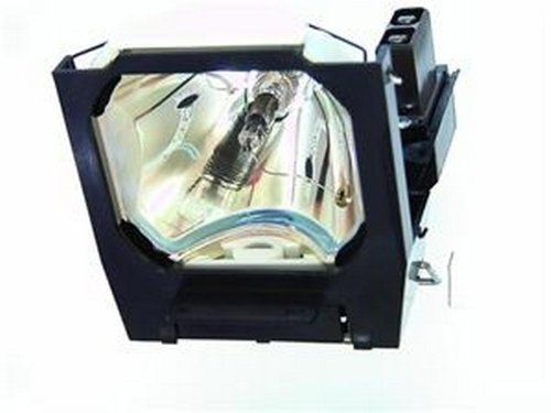 Vlt-X120Lp Mitsubishi & Jvc Lcd Projector Lamp Replacement. Lamp Assembly With High Quality Original Bulb Inside