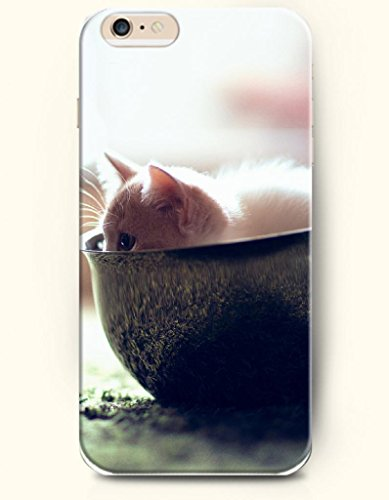 Oofit Apple Iphone 6 Case 4.7 Inches - Cat In The Iron Basin front-82814