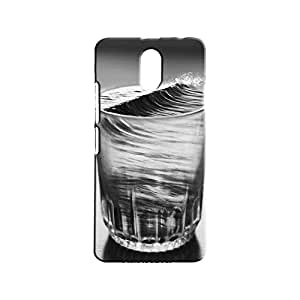 BLUEDIO Designer Printed Back case cover for Lenovo P1M - G2986