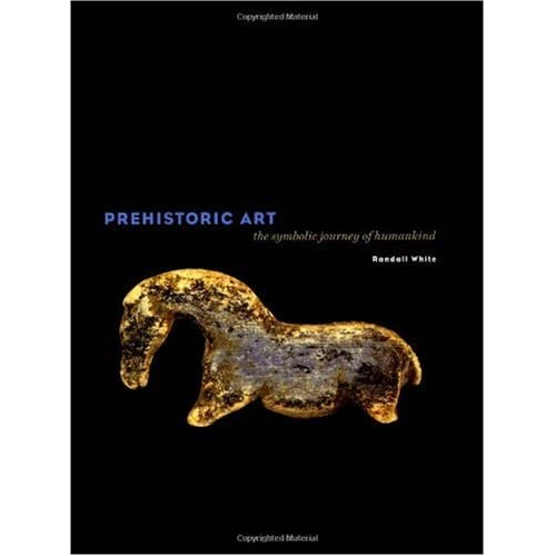 prehistoric art cover