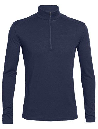 icebreaker-shirt-langarm-oasis-long-sleeve-half-zip-top-interior-termico-para-hombre-color-azul-tall