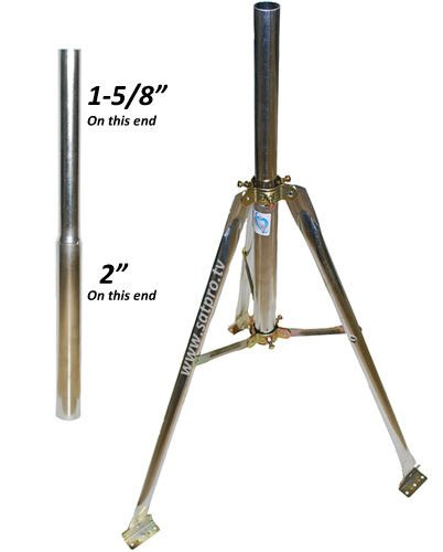 Satellite Tripod for Directv or Dish Network 2