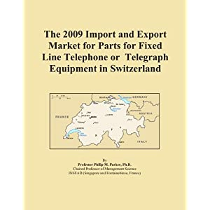The 2011 Import and Export Market for Fixed Line Telephone and Telegraph Equipment in the United Kingdom Icon Group International