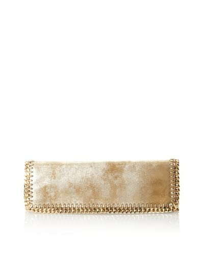 HAYVEN Women's Camille Clutch, Bronze, One Size As You See