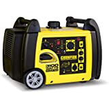 Champion Global Power Equipment #75537i Inverter Generator with Wireless Remote, 3100W
